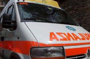 Vicenza, spari da un'auto in corsa: ucciso un uomo (foto Ansa)