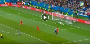 YOUTUBE Haraguchi video gol Belgio-Giappone: rete a sorpresa