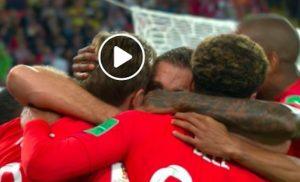 YOUTUBE Colombia-Inghilterra 4-5 rigori. Dier gol, Bacca no VIDEO