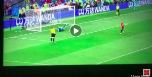 YOUTUBE Spagna-Russia 4-5 rigori (VIDEO)