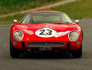 Ferrari 250 Gto, record di vendita all'asta in California