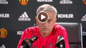 Mourinho cita Hegel, il Video