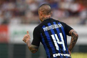 """Spalletti stuzzica Nainggolan: """"Inter non dipende da un solo giocatore"""""""