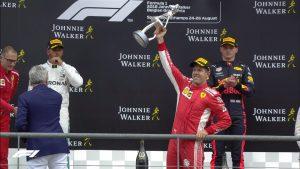 Formula 1, Vettel trionfa in Belgio e si avvicina a Hamilton nella classifica piloti