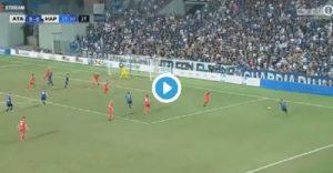 Atalanta - Hapoel Haifa 2 a 0 VIDEO GOL HIGHLIGHTS Europa League