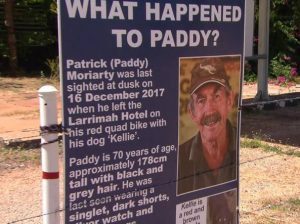 Paddy Moriarty