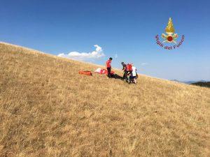 Corrado Magoga si lancia col paracadute e muore schiantato a Boscomantico (Verona)