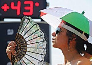 Ondate di calore, 24 mila morti di caldo nelle città italiane in 10 anni