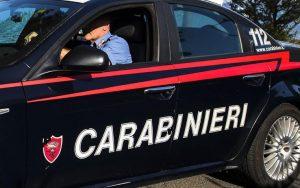 carabinieri in azione Ansa