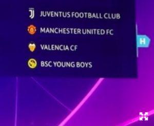 Champions League 2018-2019, calendario partite Juventus: orario e date