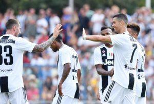 Chievo-Juventus streaming e diretta tv, dove vederla: orario e data (foto Ansa)