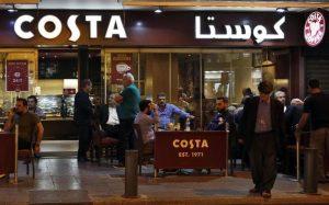 Coca Cola acquista Costa Coffee per 5,1 mld $ e lancia la sfida a Starbucks