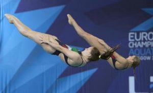 Tuffi e fondo: doppio oro. L'Italia chiude Europei show