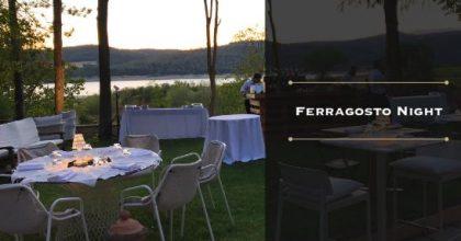 Ferragosto Night a Casa Vissani: la festa sulla terrazza più esclusiva dell'Umbria