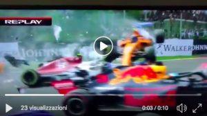 Formula 1 Belgio, incidente terrificante al via: Leclerc, Alonso e Hulkenberg out. Il VIDEO