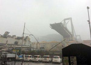 Ponte Morandi: il cemento fornito dalla mafia? Sospetto inglese...