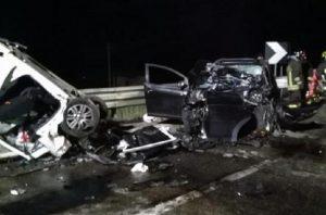 Francia, camion travolge camper: muore un 15enne italiano. Gravi la sorella e i genitori (foto d'archivio Ansa)