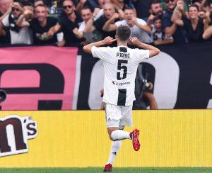Juventus-Lazio 2-0 highlights e pagelle, Mandzukic e Pjanic gol nel Cristiano Ronaldo day