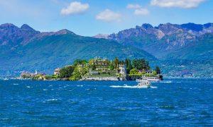 Lago Maggiore evapora: tre centimetri al giorno