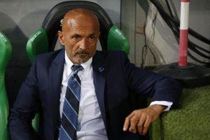 Luciano Spalletti offende arbitro: multa da 10mila euro e diffida