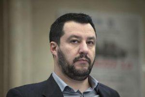 """Salvini risponde a Di Battista: """"Tav, Tap e Terzo Valico? Benefici superiori ai costi"""" (foto Ansa)"""
