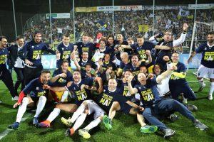 Parma calcio: Serie A salva, penalizzazione cancellata, Calaiò squalifica ridotta