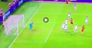 Pastore conquista l'Olimpico, video con il suo gol di tacco in Roma-Atalanta