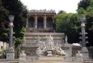 Roma, anziano suicida dalla terrazza del Pincio