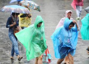 Meteo Ferragosto: piogge e meno caldo in tutta Italia