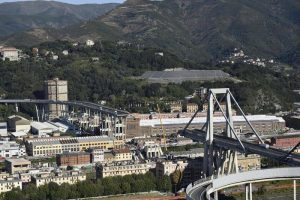 Pedaggio autostrade post crollo ponte Morandi