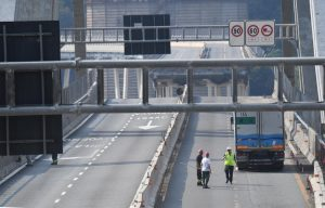 Ponte Morandi, versati primi contributi a famiglie da Autostrade per l'Italia