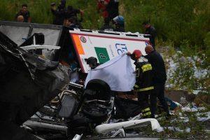 Ponte Morandi crollato, chi sono le vittime: la famiglia in vacanza, lo chef, il tifoso...