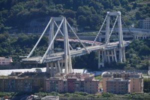 """Ponte Morandi, relazione del 2017: """"Nessun problema di carattere strutturale"""""""