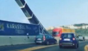 Genova, ponte A10 com'era