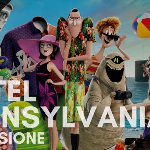 Recensione: Hotel Transylvania 3 - Una vacanza mostruosa. Un film imperfetto per i più piccoli