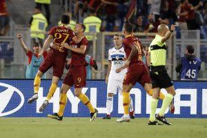 Roma-Atalanta 3-3 highlights e pagelle: Rigoni doppietta, Pastore di tacco, Manolas impatta il match