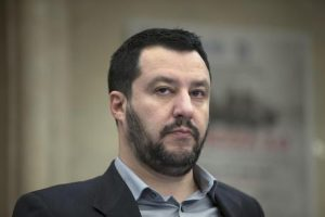 Matteo Salvini, l'eroe di un popolo che vuole l'Uomo della Provvidenza