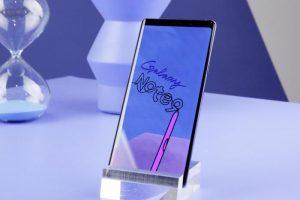 Samsung lancia Galaxy Note9, ultimo phablet da mille euro