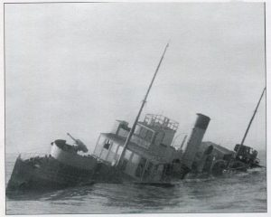 La nave fantasma nel Po: localizzato il relitto della San Giorgio a Punta della Maestra