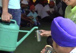 Terracina: tre giovani e una ragazza del posto indagati per gli spari di pallini sull'operaio indiano