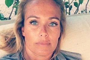 """Sonia Bruganelli, la moglie di Bonolis furiosa con Diva e Donna: """"Nessun figlio in arrivo"""" (foto Instagram)"""