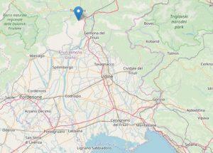 Terremoto Udine, sciame sismico a Cavazzo Carnico: più forte del 3.9