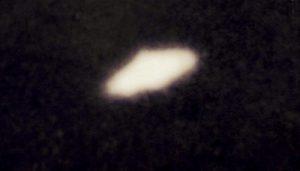 """""""Ufo in North Carolina"""" (Foto d'archivio)"""