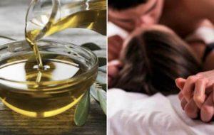 Viagra? Meglio l'olio d'oliva: bastano 9 cucchiai a settimana