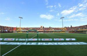 Benevento-Salernitana streaming