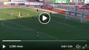 Chievo-Torino 0-1 highlights e pagelle, Zaza video gol decisivo