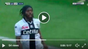 Parma-Empoli 1-0 highlights e pagelle: Gervinho video gol