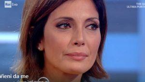 Alessia Mancini a Vieni da me in lacrime: ecco perché