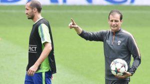 Fifa Best, Chiellini non vota Allegri: domani andrà in panchina