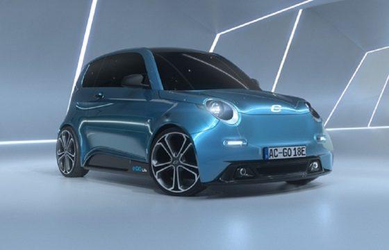 Auto elettriche, novità 2019 - e.Go Life